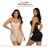 Two Available Colors of High Waist Tummy Control Butt Lifter Shapewear Flirty Vibe Store
