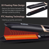 Tourmaline Ceramic 2 in 1 Viral Hair Iron - Hair Straightening & Curling