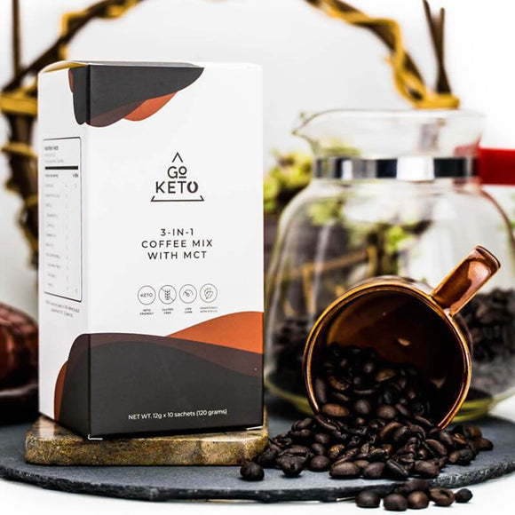 KETO COFFEE 3 IN 1