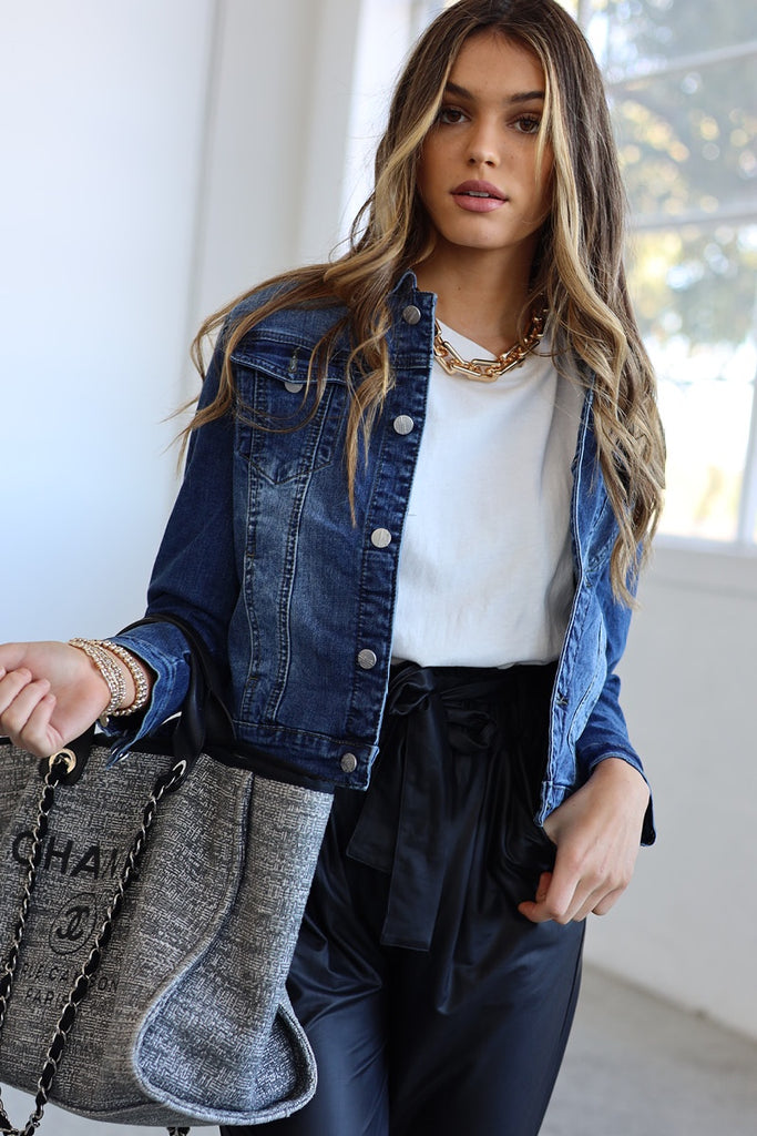 Cleo Denim Jacket