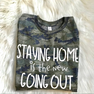 The Stay at Home T-Shirt