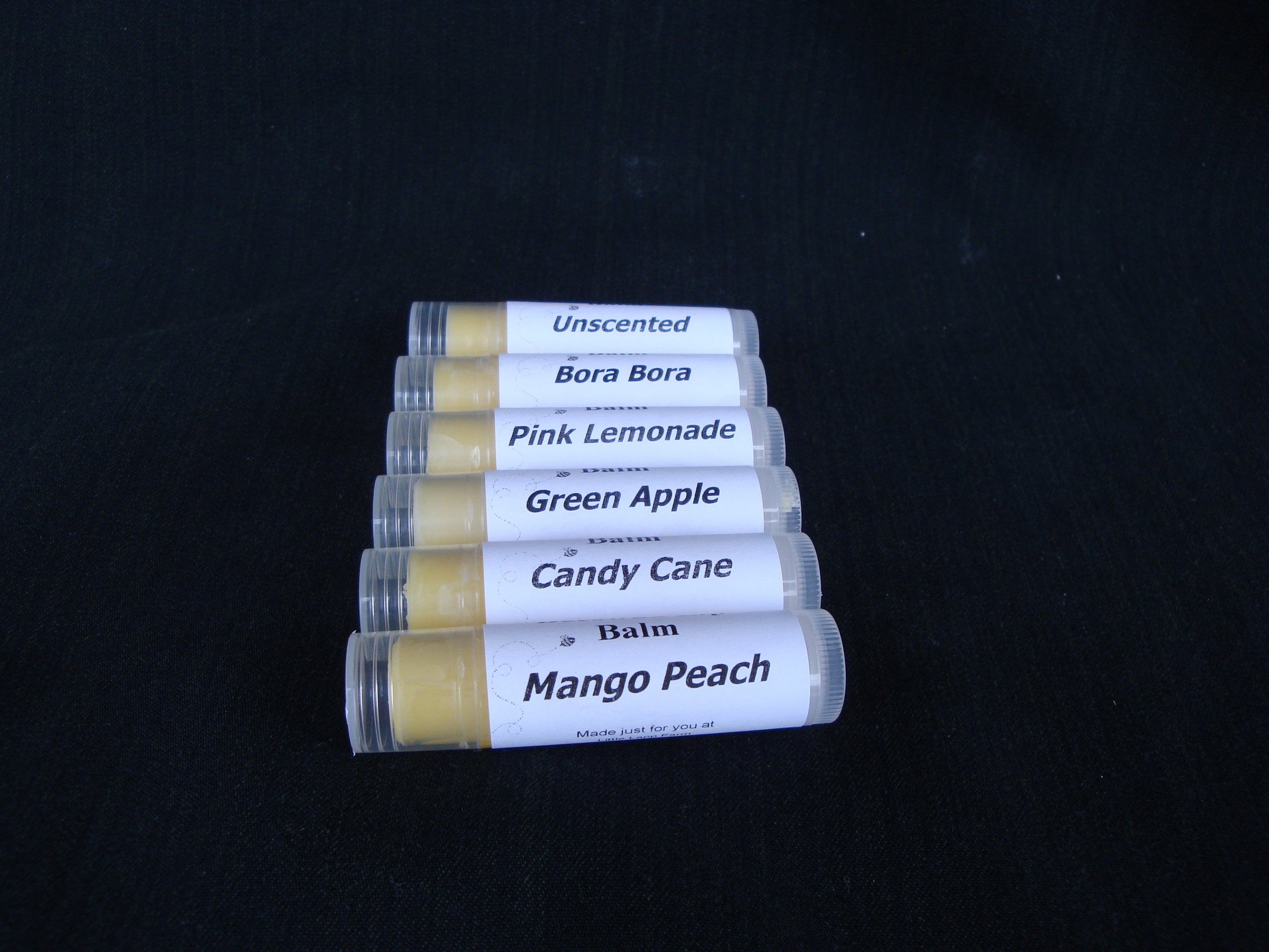 Beeswax Lip Balm (.15oz.)