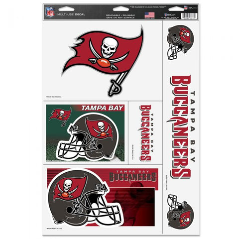 Wincraft 11x17 Cling Tampa Bay Buccaneers