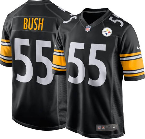 Nike Pittsburgh Steelers Home Game Jersey - Devin Bush