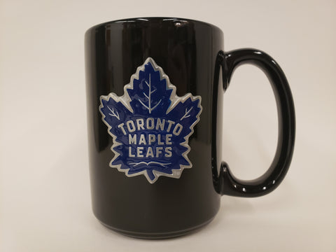 Great American Pewter Coffee Mug Toronto Maple Leafs