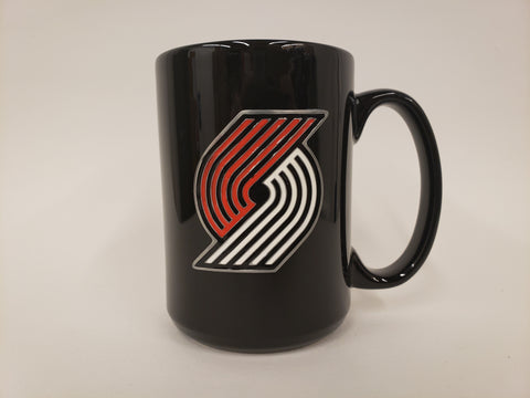 Great American Pewter Coffee Mug Portland Trailblazers