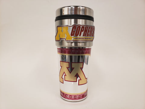 Great American S.S. Travel Mug Minnesota Golden Gophers