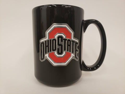 Great American Pewter Coffee Mug Ohio State Buckeyes