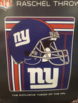 Northwest 50x60 Plush New York Giants