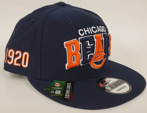 New Era 1990's Sideline 950 Snapback - Chicago Bears