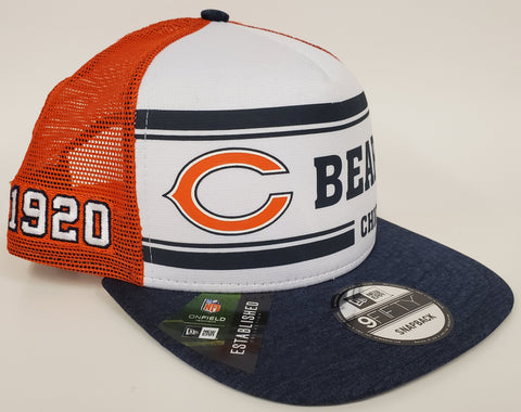 New Era 1970's Sideline Home 950 Snapback - Chicago Bears