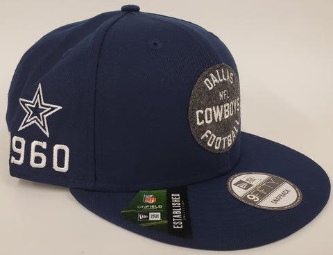 New Era Sideline Home 950 Snapback - Dallas Cowboys