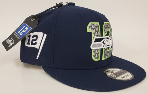 New Era Draft 950 Snapback - Seattle Seahawks