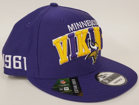 New Era 1990's Sideline 950 Snapback - Minnesota Vikings