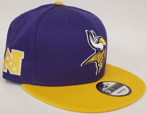 New Era Baycik 950 Snapback - Minnesota Vkings
