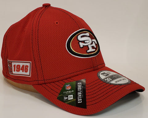 New Era 2019 Sideline Flex Fit 3930 - San Francisco 49ers