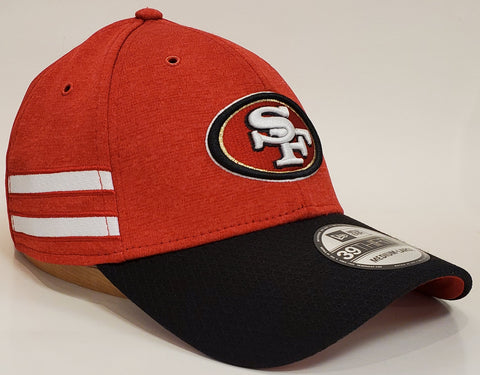 New Era Home Sideline Flex Fit 3930 - San Francisco 49ers