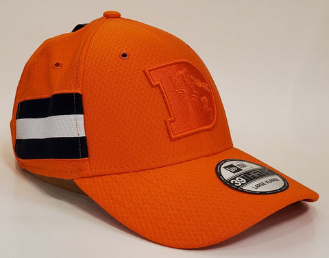 New Era Color Rush Sideline Flex Fit 3930 - Denver Broncos