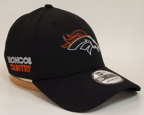 New Era 2020 Draft Flex Fit 3930 - Denver Broncos