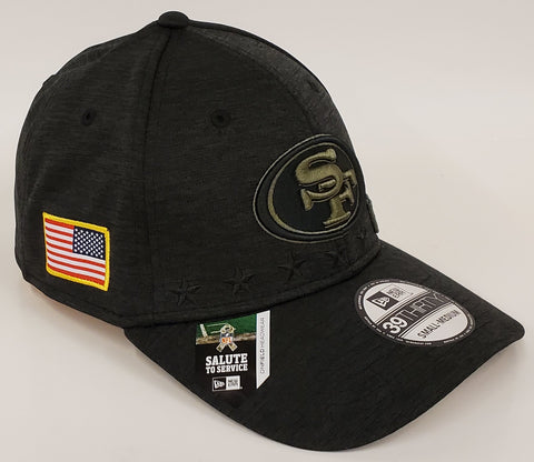 New Era Salute To Service Flex Fit 3930 - San Francisco 49ers