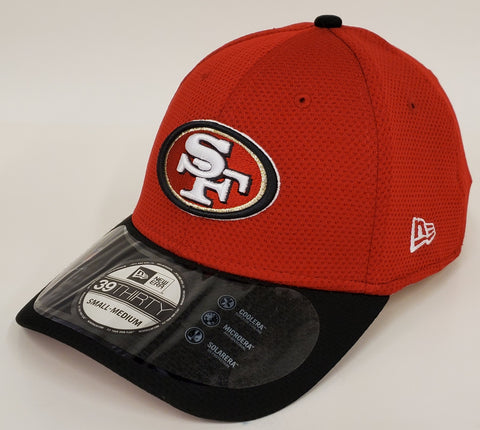 New Era Training Camp Flex Fit 3930 - San Francisco 49ers