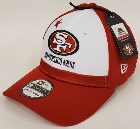New Era 2019 Draft Flex Fit 3930 - San Francisco 49ers