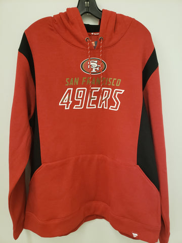 Fanatics Branded Color Block Hoodie - San Francisco 49ers