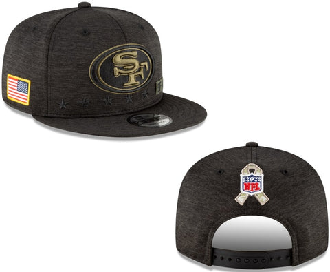 New Era Salute To Service 950 Snapback - San Francisco 49ers