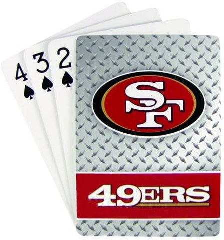 Casey's Distributing Playing Cards San Francisco 49ers