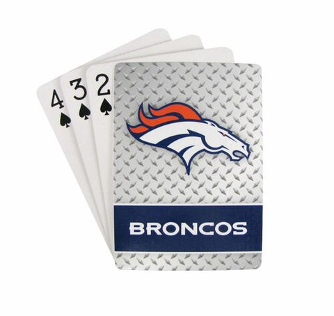 Casey's Distributing Playing Cards Denver Broncos