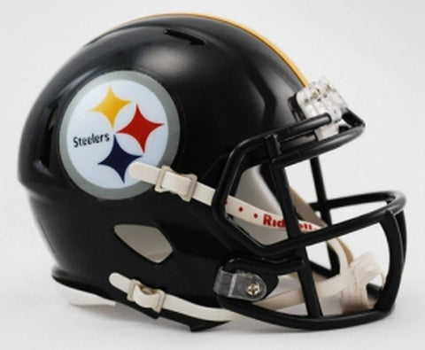 Casey's Distributing NFL Mini Helmet Pittsburgh Steelers