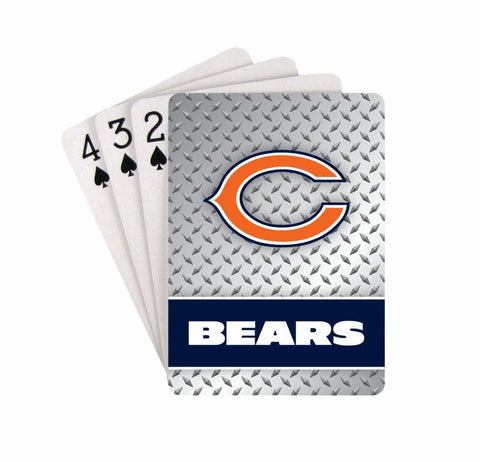 Casey's Distributing Playing Cards Chicago Bears