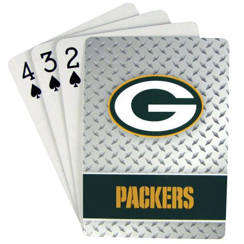Casey's Distributing Playing Cards Green Bay Packers
