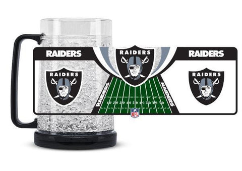 Duck House Crystal Freezer Mug Las Vegas Raiders