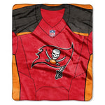 Northwest 50x60 Plush Tampa Bay Buccaneers