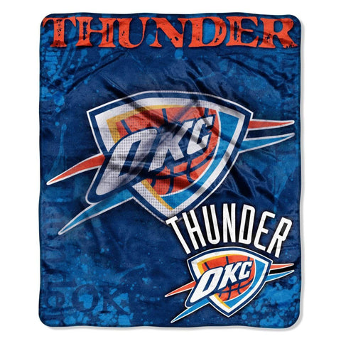 Northwest 50x60 Plush Oklahoma City Thunder