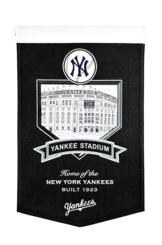 Winning Streak Stadium Banner New York Yankees