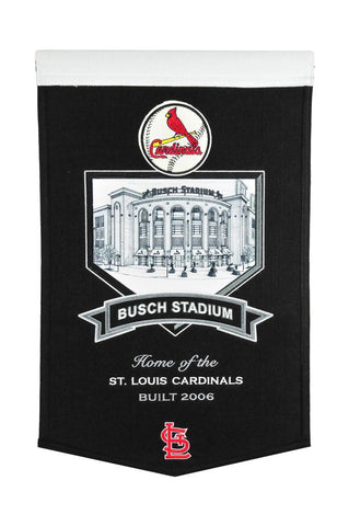 Winning Streak Stadium Banner St. Louis Cardinals