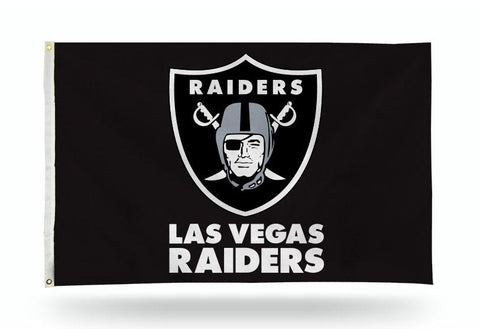 Rico 3x5 Flag Las Vegas Raiders