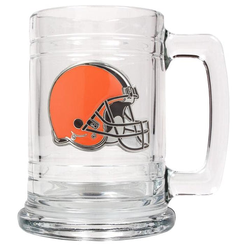 Great American Glass Beer Stein Cleveland Browns