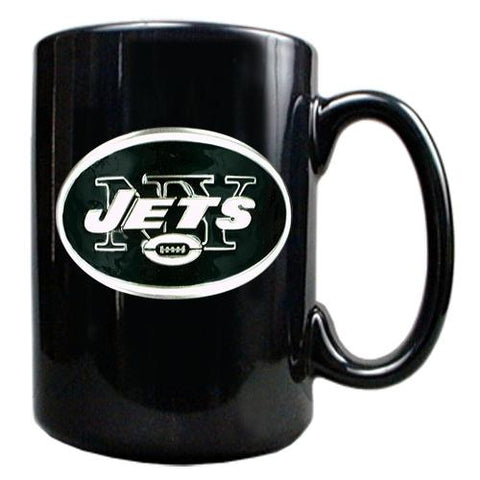 Great American Pewter Coffee Mug New York Jets