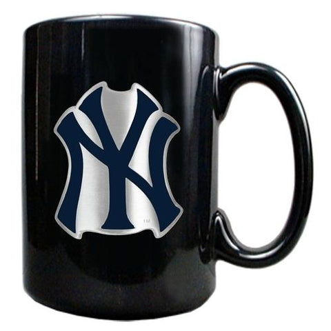Great American Pewter Coffee Mug New York Yankees