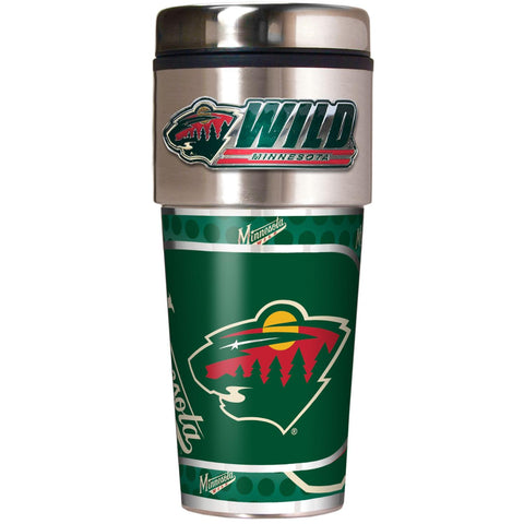 Great American S.S. Travel Mug Minnesota Wild
