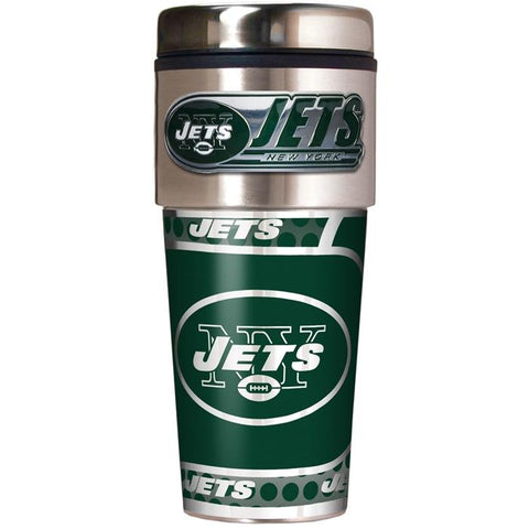 Great American S.S. Travel Mug New York Jets