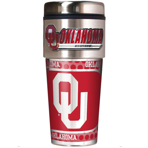 Great American S.S. Travel Mug Oklahoma Sooners