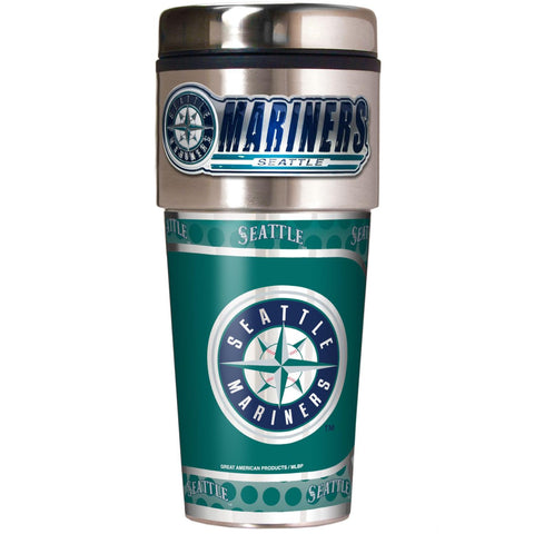 Great American S.S. Travel Mug Seattle Mariners