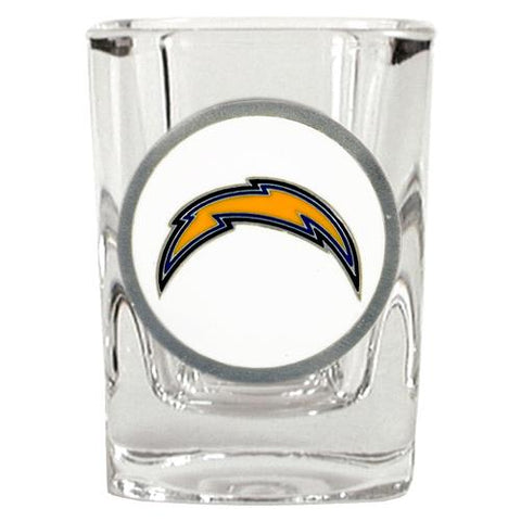 Great American Shot Glass Los Angeles Chargers