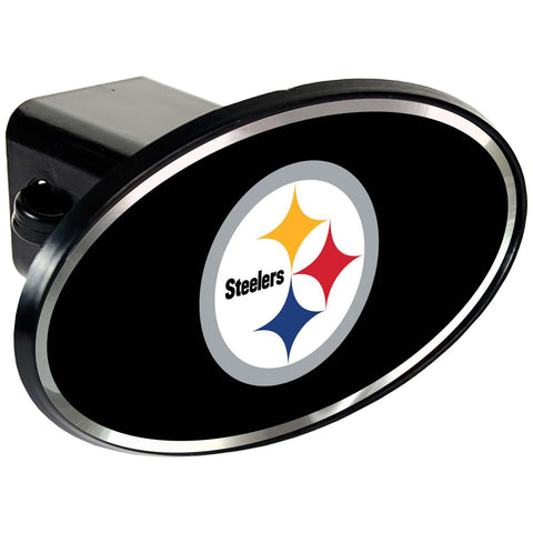 Great American Trailer Hitch Cover Pittsburgh Steelers