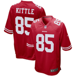 Nike San Francisco 49ers Home Game Jersey - George Kittle