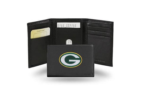 Rico Leather Wallet Green Bay Packers